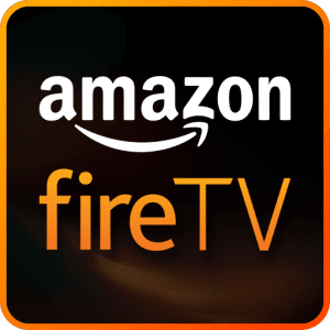 Watch us on Amazon Fire